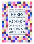 The Best Children's Picture Books of the Year in Spanish