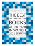 The Best Children's Picture Books of the Year in Spanish [2021 edition]