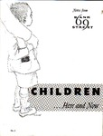 Children ...Here and Now [No. 2, 1954] by Bank Street College of Education