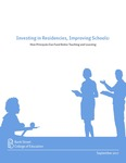 Investing in Residencies, Improving Schools: How Principals Can Fund Better Teaching and Learning