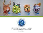 Language Values at Bank Street by Coy Dailey