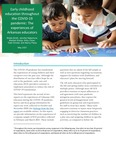 Early Childhood Education Throughout the COVID-19 Pandemic: The Experiences of Arkansas Educators by Sheila Smith and Maribel Granja