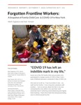 Forgotten Frontline Workers: A Snapshot of Family Child Care and COVID-19 in New York